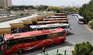 خدمات اتوبوسرانی تهران برای مراسم تشییع پیکر ۱۳۵ شهید دفاع مقدس