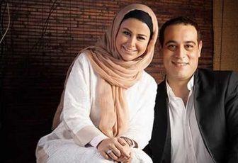 جدیدترین عکس زوج معروف تلویزیون