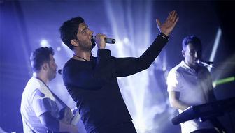 کنسرت خواننده محبوب پاپ در برج میلاد