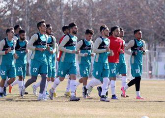 تاخیر در آغاز اردوی تیم ملی امید