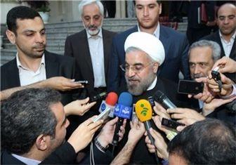 روحانی: مصوبات سفر دولت به فارس تا سال ۹۶ اجرایی میشود