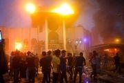 بازداشت ۱۰۰ نفر در پی اعتراضات بصره در عراق