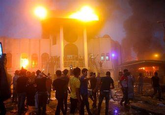 مردم بصره شبانه به خیابان آمدند