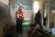 پیگیری جدی حادثه آتشسوزی در مدرسه زاهدان