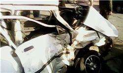 نقص فنی در سیستم ترمز حادثه آفرید