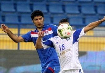 شکست الشحانیه با حضور دو بازیکن ایرانی