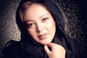 چشمان اشکبار «رزیتا غفاری»/ عکس