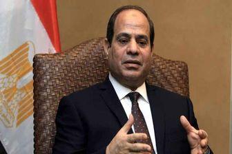 السیسی: نمی خواستم رئیس جمهور شوم