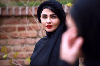 عکس جدید سیما خضرآبادی بازیگر بچه مهندس 4