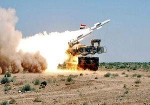 علت فعال شدن سامانه دفاعی سوریه