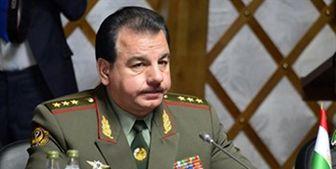 سفر وزیر دفاع تاجیکستان به «تهران»