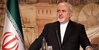 واکنش توییتری ظریف پس از امضای توافق ایران و چین+عکس