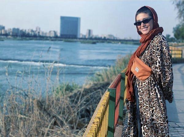 تیپ جنجالی فرشته حسینی + عکس