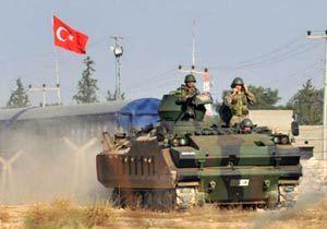 ارتش ترکیه و معارضان مسلح سوری در ۳ کیلومتری عفرین