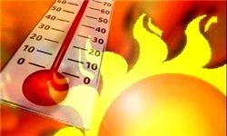دمای دهلران از مرز 53 درجه گذشت