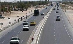 وضعیت ترافیک در راههای کشور