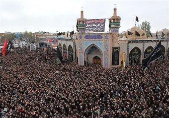 مراسم عزاداریهای تاسوعا وعاشورای اردبیل در امنیت کامل برگزار میشود