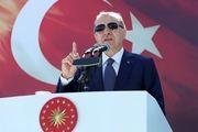 اردوغان از زمان آغاز عملیات نظامی شرق فرات خبر داد