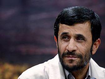 احمدی نژاد: مصوبه مجلس را قانون نمی دانم