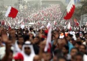 قیام مردم بحرین علیه آل خلبفه