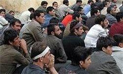 حضور یک میلیون افغانستانی غیرمجاز در کشور