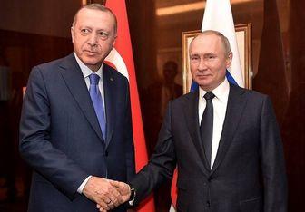 توافق پوتین و اردوغان درباره هماهنگی بیشتر اقدامات در سوریه