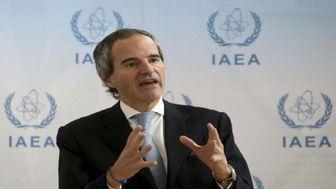 گروسی: حضور بازرسان آژانس در ایران ضرورت دارد