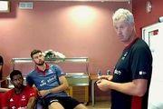اقدام جالب سرمربی تیم والیبال لهستان
