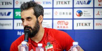معروف: ایران دو بازی را با کریمی برد