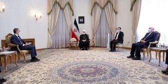جزئیات دیدار وزیر خارجه سوئیس با حسن روحانی