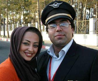نفیسه روشن چرا با خلبان ازدواج کرد؟