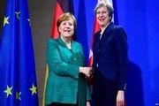 مرکل: انگلیس قوانین اتحادیه اروپا را بپذیرد