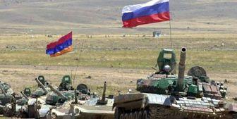 ساخته شدن دو پایگاه نظامی روسی در ارمنستان