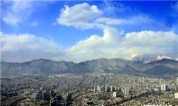 هوای تهران در ۲۱ اردیبهشت پاک شد