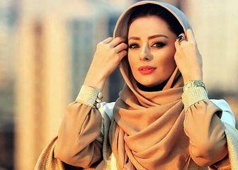 تیپ سرخ پوستی بازیگر زن مشهور ایرانی/عکس