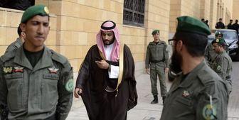 حضور گسترده محافظان خارجی در گارد پادشاهی عربستان