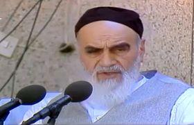 توصیه امام خمینی (ره) به حفظ نظام جمهوری اسلامی /فیلم