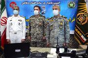 آغاز مرحله اصلی رزمایش مشترک ذوالفقار ۹۹ ارتش در دریای عمان