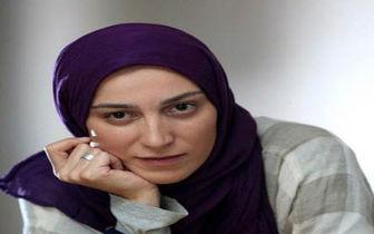 بازگشت بازیگر زن مهاجرت کرده به تهران/ عکس