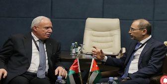 حمایت اردن از برادران فلسطینی