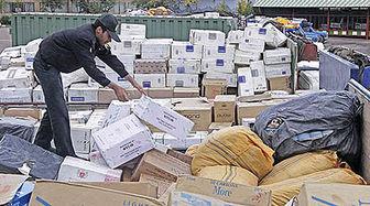 ضرر هنگفت قاچاقچیان کالا در نوروز