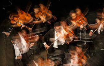 رونمایی ارکستر ملی از سرو آزاد