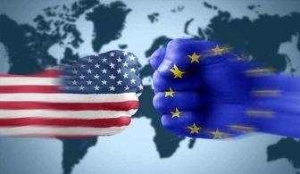 آمریکا با خروج از برجام وحدت اروپا را به چالش کشیده است