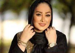 پیام تبریک خانم بازیگر محبوب به مناسبت هفته ناجا