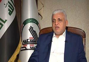 رئیس حشد الشعبی عراق: در مقابل همه تحریمها و فشارها در کنار ایران هستیم