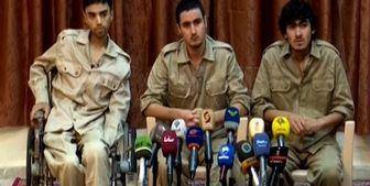 اعتراف تروریستهای داعشی به هماهنگی با آمریکا