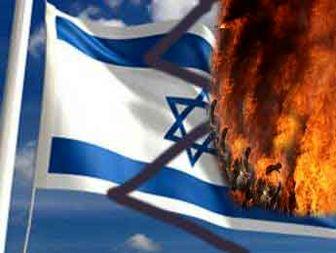 مردم فلسطین بدلیل مخالفت با اسرائیل باید قتل عام شوند
