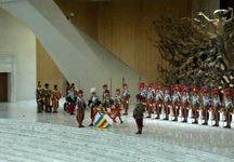 محافظان جدید پاپ سوگند یاد کردند