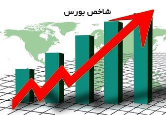 رشد شاخص بورس در معاملات امروز