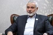 اسماعیل هنیه به رئیس دفتر سیاسی طالبان تبریک گفت